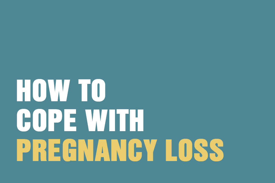 How to cope with pregnancy loss