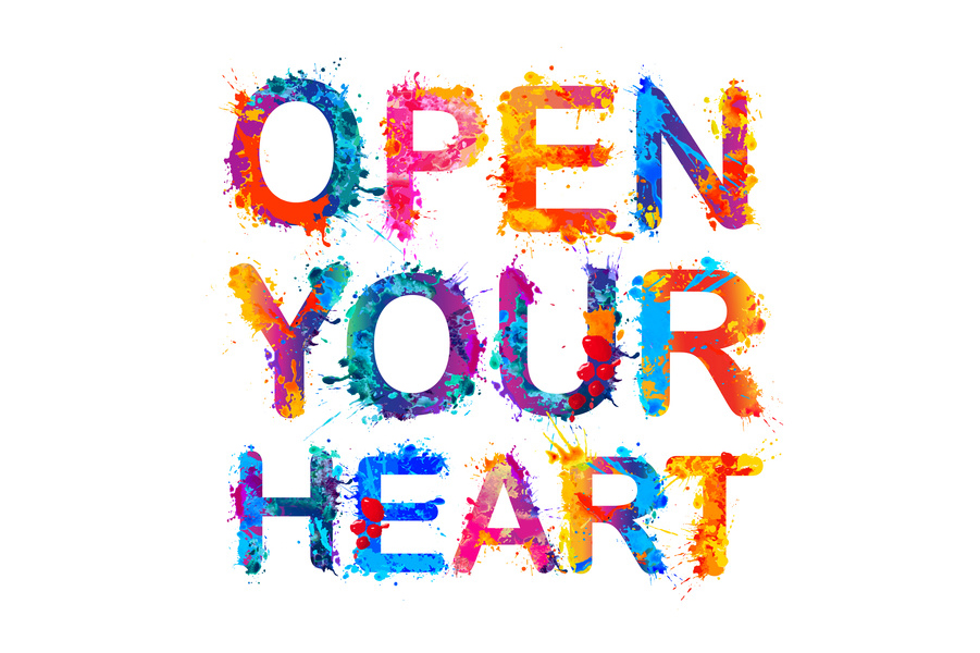 Seven Steps To Opening Your Heart