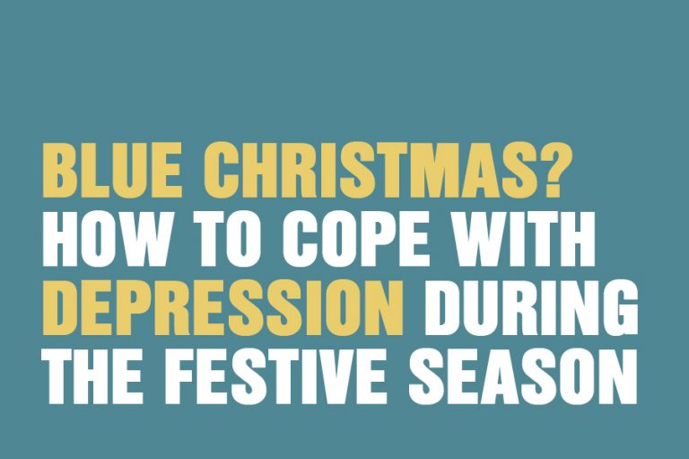 Blue Christmas? How To Cope With Depression During The Festive Season