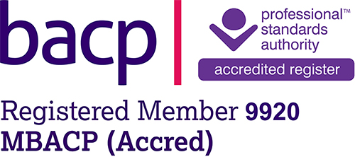 BACP accredited therapist