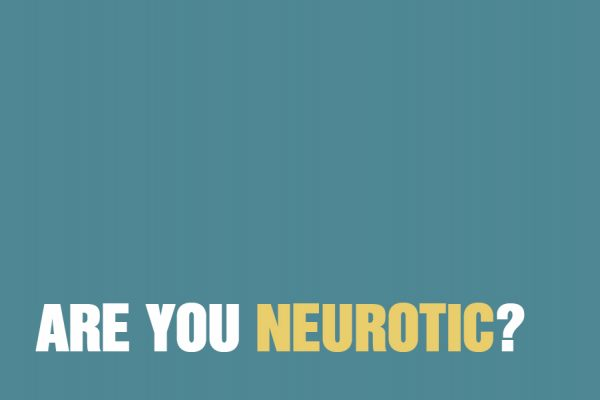 Are You Neurotic?