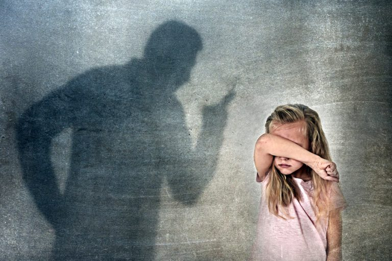 My daughter told me recently that she gets scared when I am angry