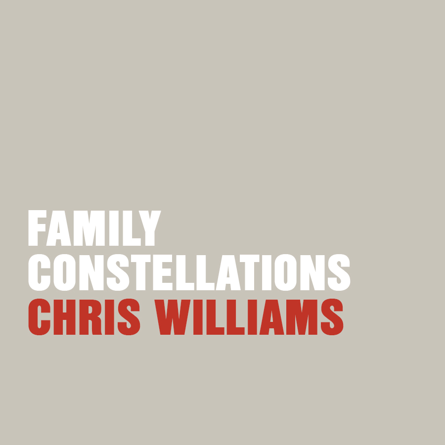 Family Constellations with Chris Williams