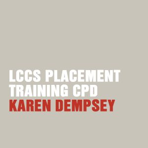 LCCS Placement Training Day