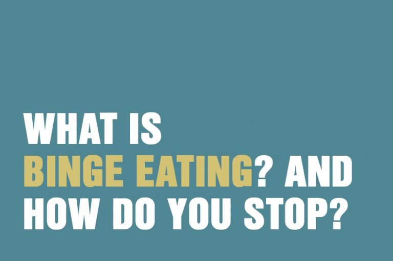What Is Binge Eating? And How Do You Stop?
