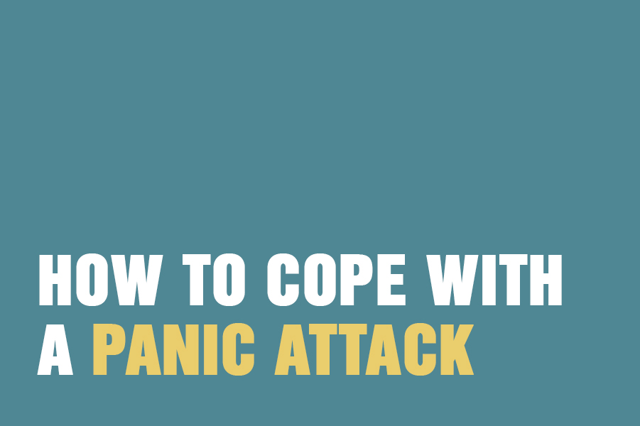 How To Cope With A Panic Attack