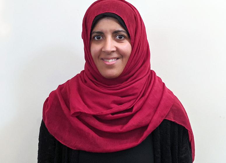 Aishah Safdar