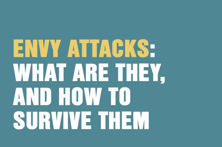 Envy Attacks: What Are They, And How To Survive Them