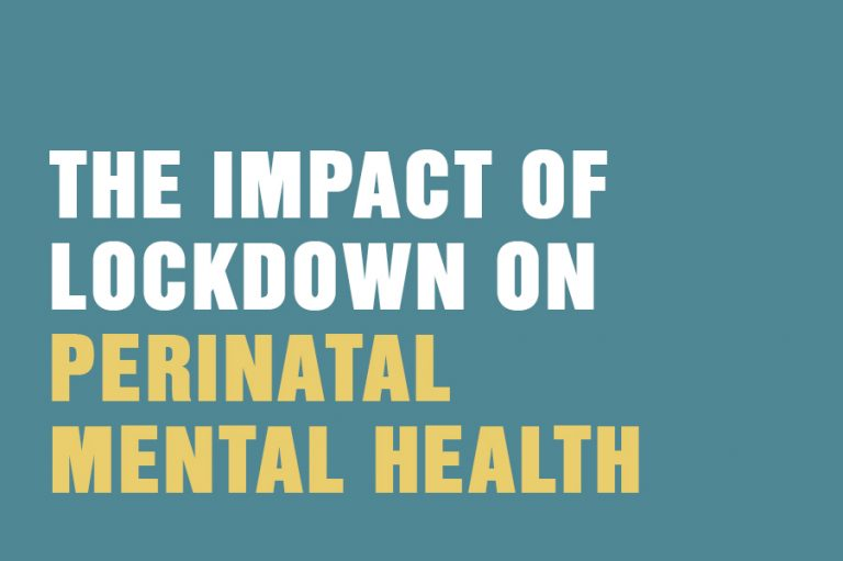 The Impact of Lockdown on Perinatal Mental Health